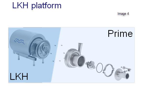 LKH Prime Pump - Alfa Laval