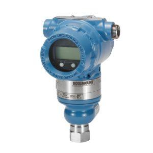 Pressure instrument - Rosemount