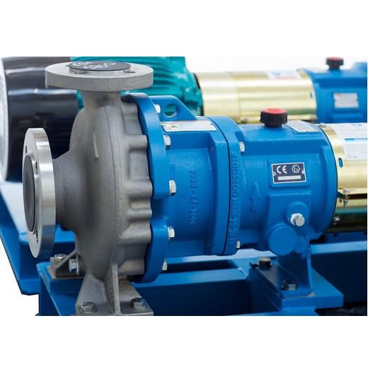 Magdrive pumps