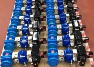 actuation valves